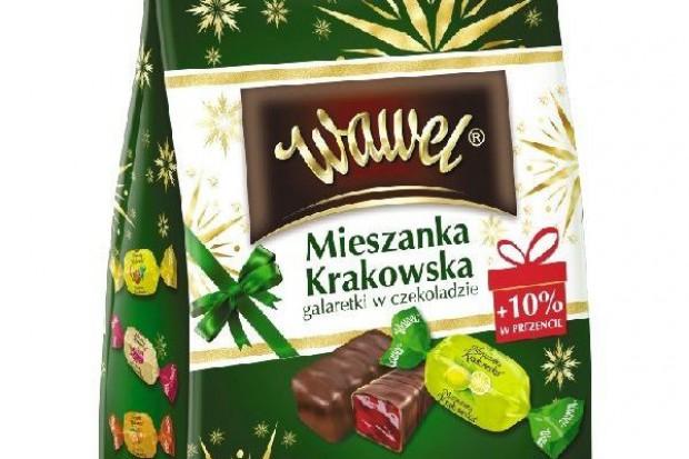 Wawel na Święta