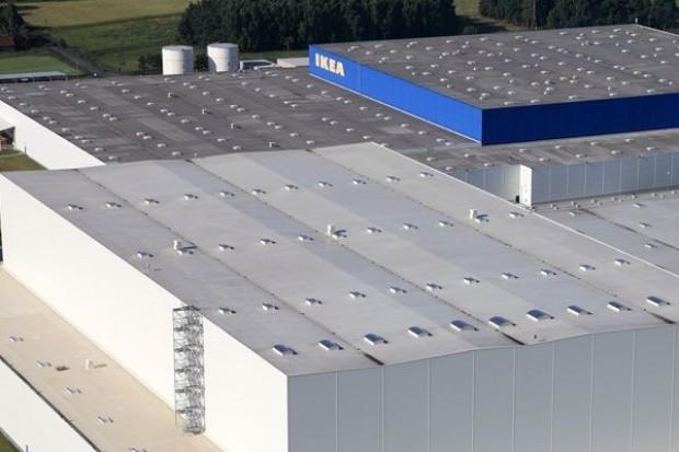 Sieć Ikea otwiera gigantyczne centrum dystrybucyjne w Jarostach