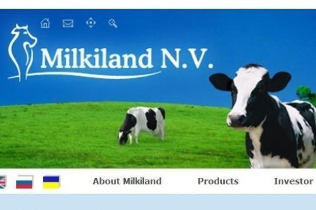 Grupa Milkiland przejęła dwie ukraińskie spółki z 1,7 tys. ha gruntów i 150 krowami