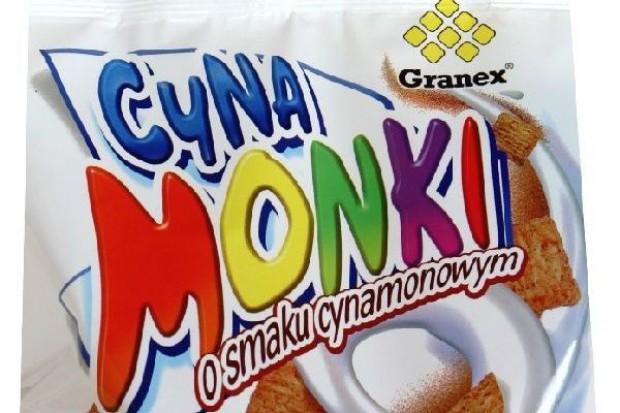 Płatki Cynamonki firmy Granex