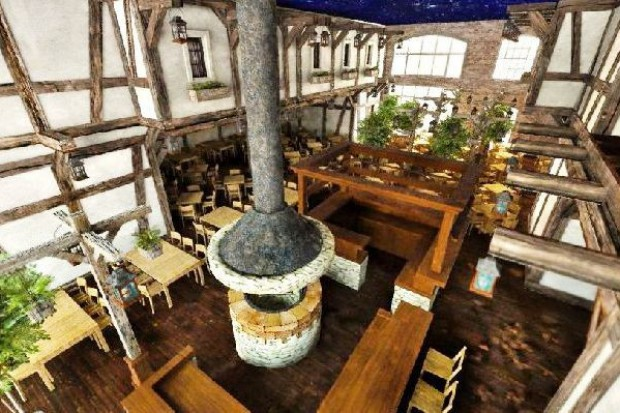 W Chinach ruszy pierwsza polska restauracja Sarmatia