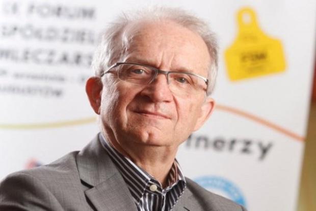 Prof. Zander: W mleczarstwie nie da się wykorzystać 100 proc. mocy przerobowych