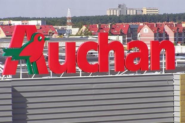 W 2018 r. sieć Auchan chce mieć 100 mld euro obrotu