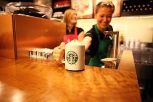 Starbucks: Wyniki sprzedaży w Polsce stale rosną