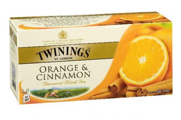 Herbaty Twinings na zimowe dni