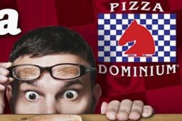 Sieć Pizza Dominium będzie sprzedawała swoje wyroby w sklepach