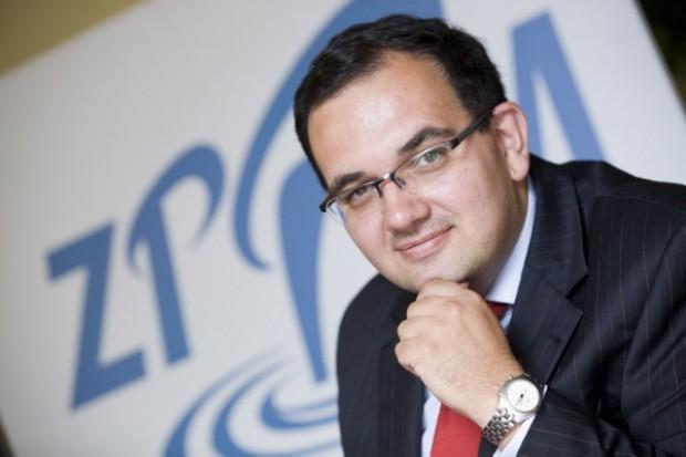 Marcin Hydzik, prezes Związku Polskich Przetwórców Mleka