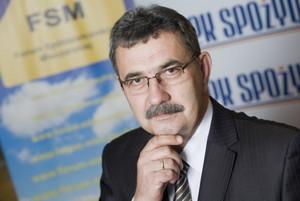 Edward Bajko, prezes zarządu SM Spomlek