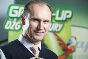 Roman Górny, prezes zarządu Herbapol Lublin SA