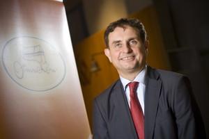 Bernard Węgierek, prezes zarządu ZPC Otmuchów