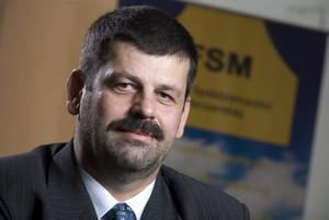 Grzegorz Gańko, prezes zarządu OSM Sierpc