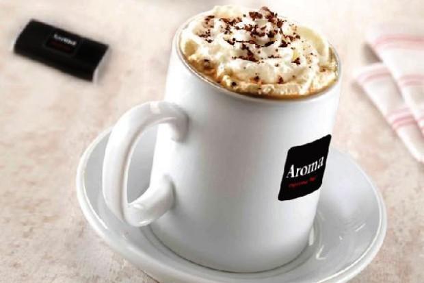 Sieć Aroma Espresso Bar chce otworzyć 25 kawiarni w ciągu pięciu lat