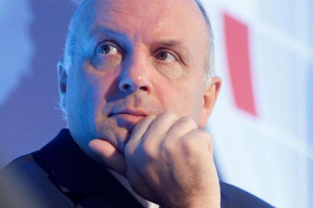 Wojciech Heydel rezygnuje z funkcji prezesa Ruchu