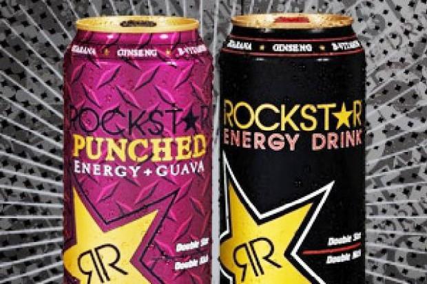 Na polski rynek wszedł Rockstar Energy Drink - największy konkurent Monstera