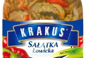 Nowe przetwory owocowo-warzywne marki Krakus