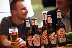 Kompania Piwowarska zanotowała 6-proc. spadek sprzedaży. Powód: Redukcja zapasów u dystrybutorów