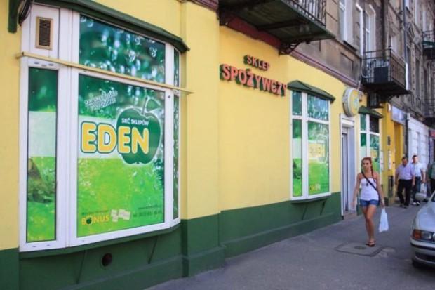 Sieć Eden rozmawia o przejęciach 30 sklepów