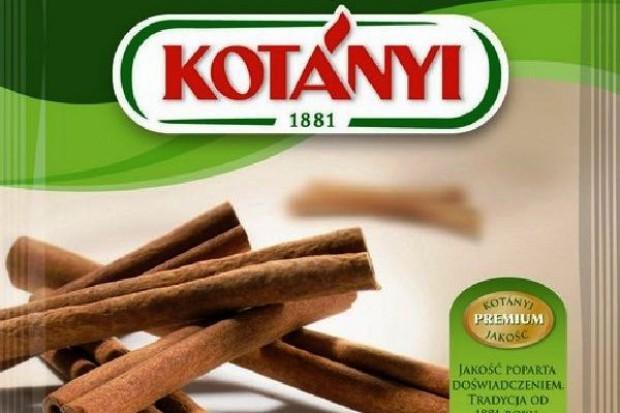 Cynamon cały od Kotanyi