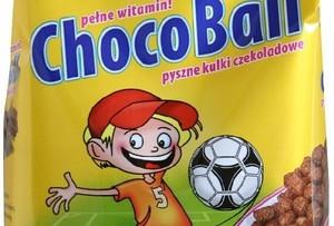 Płatki Choco Ball z witaminami
