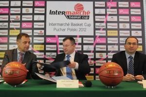 Intermarche partnerem Pucharu Polski koszykarzy