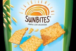 Wielozbożowe przekąski Sunbites