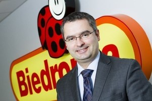 Biedronka zakłada w 2012 r. dwucyfrowy wzrost sprzedaży