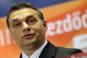 Premier Węgier broni swej polityki wewnętrznej