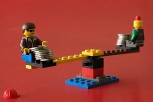 Feministyczna rewolucja w klockach Lego