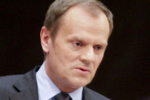 Premier Donald Tusk Człowiekiem Roku 2011 tygodnika Wprost