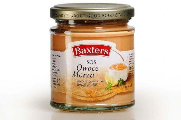 Sos owoce morza i chrzanowy od Baxters Polska