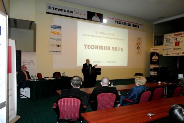 Techmilk 2012 skupiony na ochronie środowiska i zwiększeniu efektywności