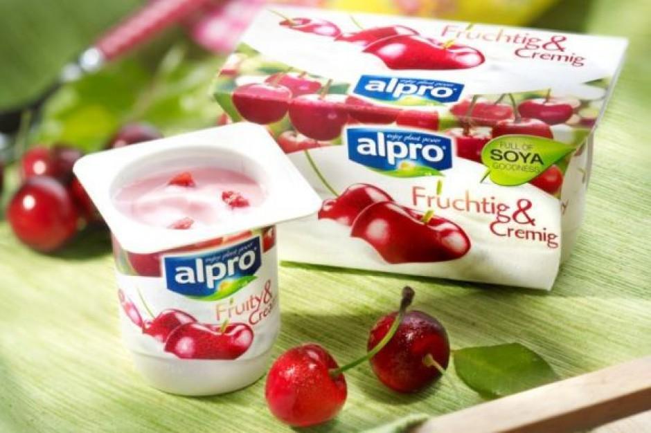 Firma arcil przygotowała innowacyjne opakowania dla jogurtu Alpro