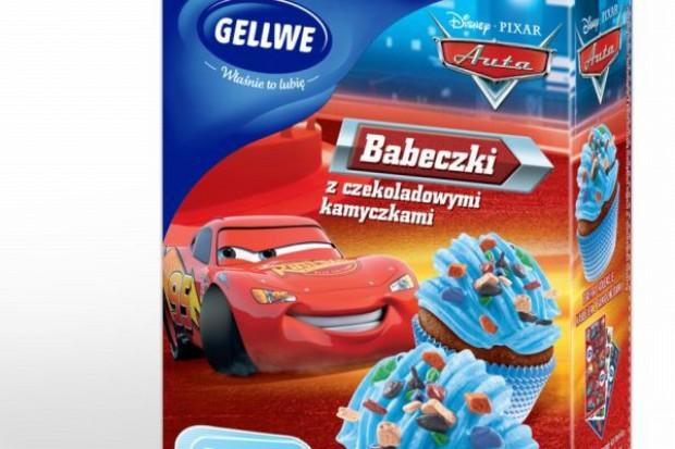 Konkurs w Tesco dla dzieci z babeczkami Gellwe i Disneya