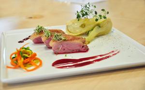 Zdjęcie numer 3 - galeria: Szkolimy liderów śląskiej gastronomii