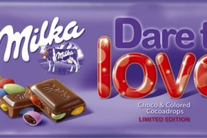 Milka rusza z nową kampanią promocyjną