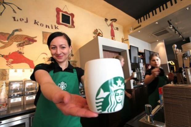 Starbucks otwiera kawiarnię przy Placu Trzech Krzyży