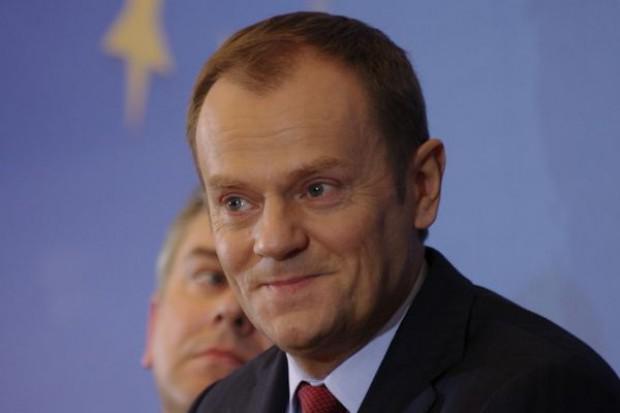 Premier Tusk: W 2013 r. PKB może przekroczyć 2,5 proc.