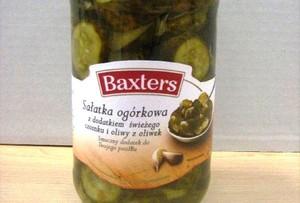 Sałatka ogórkowa od Baxters Polska