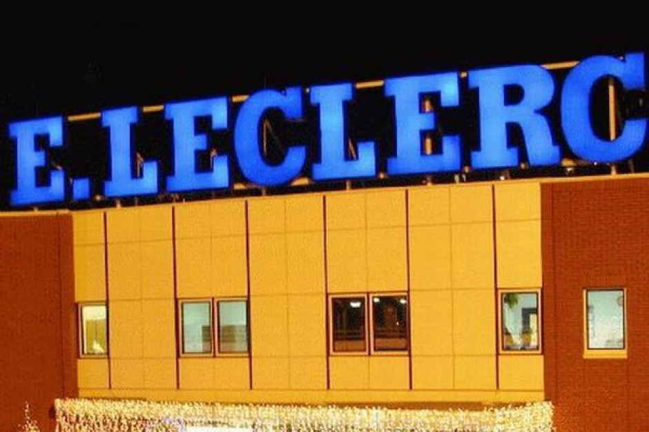 E.Leclerc optymalizuje logistykę. Sieć wprowadzi nowe rozwiązania dystrybucyjne