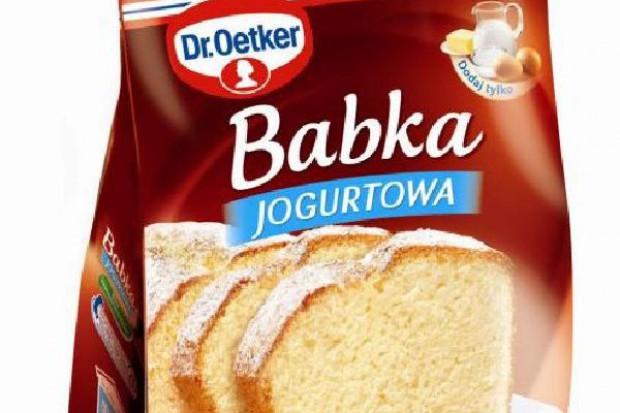 Babka jogurtowa Dr. Oetkera