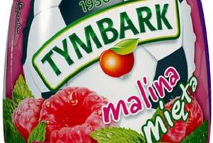 Nowe smaki i promocja marki Tymbark