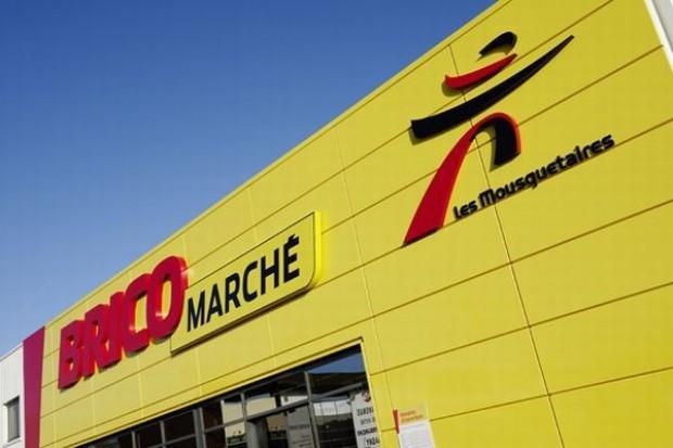 Grupa Muszkieterów stawia na rozwój sklepów Bricomarche. Ma ich być tyle, ile Intermarche