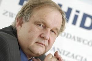 Dyrektor POHiD a aferze solnej: RGŻ może stworzyć system antykryzysowy