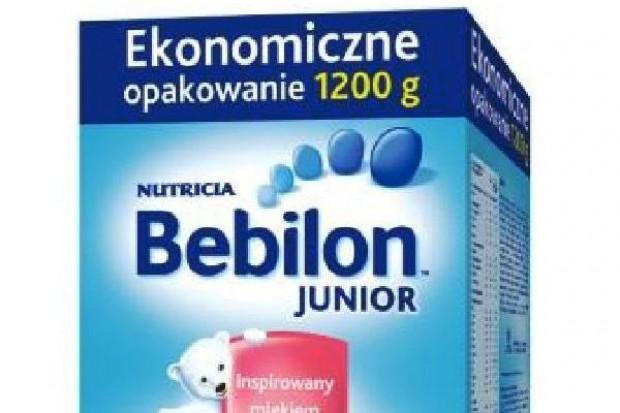 Mleko Bebilon w nowym i większym opakowaniu