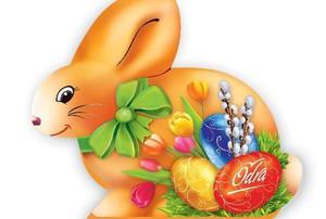 Wielkanocne słodycze od Odry