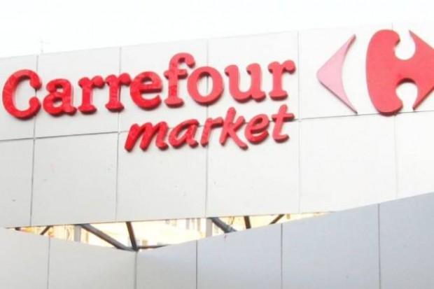 Carrefour miał w 2011 r. słabe wyniki. Zysk spadł o 14,3 proc.