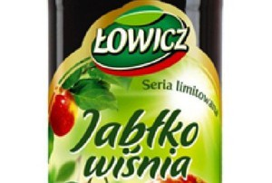 Letnie smaki syropów Łowicz