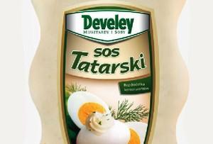 Wygodna butelka tatarskiego specjału
