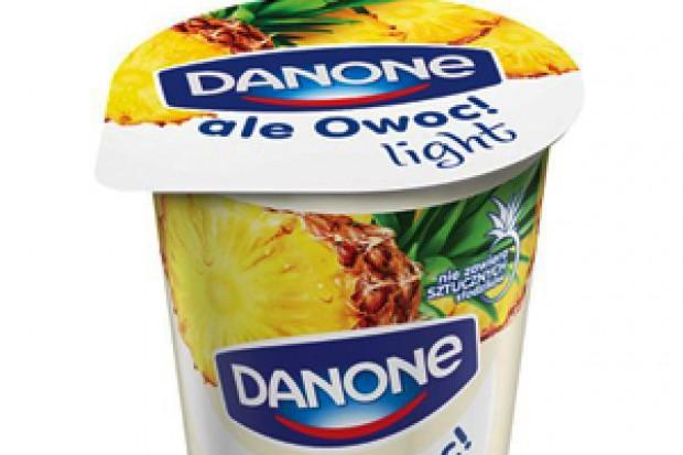 Danone rozrzesza portfolio produktów z dodatkiem stewii