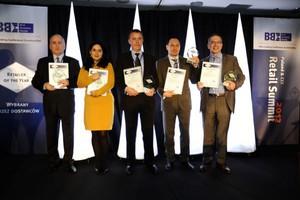 Relacja z przyznania nagrody Retailer of the Year 2011